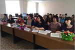 Заседание секции 'Документационное обеспечение управления: история и современность'.