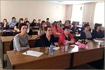 Заседание секции 'Документационное обеспечение управления: история и современность'. Открыть в новом окне [77 Kb]