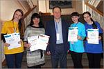 Участие студентов во Всероссийской олимпиаде по финансам. Открыть в новом окне [81 Kb]