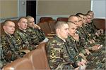 Встреча с учениками Оренбургского Неплюевского кадетского корпуса. Открыть в новом окне [82 Kb]