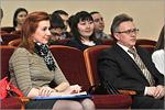 Встреча слушателей МАГУ с В.А.Лабузовым и С.А.Гаврилиным. Открыть в новом окне [83 Kb]