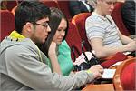 Встреча слушателей МАГУ с В.А.Лабузовым и С.А.Гаврилиным. Открыть в новом окне [72 Kb]