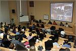 Международная видеоконференция. Открыть в новом окне [86Kb]