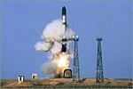 Старт ракеты-носителя по программе 'Днепр'. Открыть в новом окне [65 Kb]