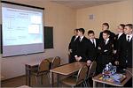 Экскурсия кадетов в АКИ. Открыть в новом окне [63Kb]