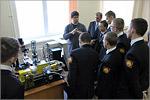 Экскурсия кадетов в АКИ. Открыть в новом окне [66Kb]