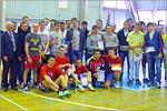 Турнир АКИ по мини-футболу. Открыть в новом окне [97 Kb]