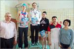 Соревнования по плаванию в зачет спартакиады 'Университет-2014'. Открыть в новом окне [79 Kb]