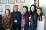 Экскурсия студентов-оценщиков в Независимое экспертное бюро. Открыть в новом окне [80Kb]