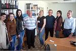 Экскурсия студентов-оценщиков в Независимое экспертное бюро. Открыть в новом окне [87Kb]