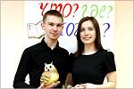 Владислав Хандошко и Виктория Устимова. Открыть в новом окне [67 Kb]