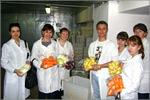 Экскурсия студентов в ООО'Комбинат школьного питания 'Подросток'. Открыть в новом окне [84 Kb]