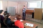 Встреча студентов ФЭУ с представителем ОАО'Уфанет'. Открыть в новом окне [83 Kb]