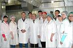 Мастер-класс на мясоперерабатывающем предприятии 'Мясная душа'. Открыть в новом окне [82 Kb]