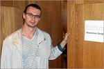 Алексей Любичанковский. В кулуарах конференции. Открыть в новом окне [69 Kb]