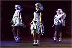 Отчетный концерт театра моды 'Кристалл'. Открыть в новом окне [84 Kb]