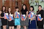 Вручение справочника 'Лучшие выпускники 2014 года'. Открыть в новом окне [72 Kb]