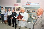 Выставка памяти Д.А. Таракова. Открыть в новом окне [78 Kb]