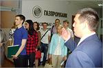 День открытых дверей в оренбургском филиале Газпромбанка. Открыть в новом окне [82 Kb]