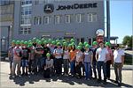 Экскурсия в Оренбургский филиал ООО 'Джон Дир Русь'. Открыть в новом окне [94 Kb]