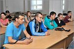 Встреча с представителями Пограничного управления ФСБ России по Оренбургской области. Открыть в новом окне [79 Kb]