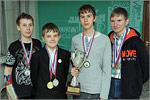 Победители и призеры чемпионата мира по судомоделизму. Открыть в новом окне [75Kb]