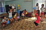 Праздник для детей СРЦ 'Гармония'. Открыть в новом окне [76 Kb]