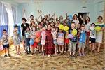 Праздник для детей СРЦ 'Гармония'. Открыть в новом окне [67 Kb]