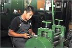 Учебная практика на заводе 'Инвертор'. Открыть в новом окне [65 Kb]