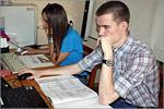 Практика студентов ОГУ на предприятии 'Пневмакс'. Открыть в новом окне [75 Kb]