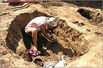 Археологические раскопки Филипповских курганов. Открыть в новом окне [76 Kb]