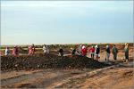 Археологические раскопки Филипповских курганов. Открыть в новом окне [78 Kb]