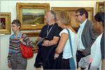 Визит участников курсов в Оренбургский музей изобразительных искусств. Открыть в новом окне [79 Kb]