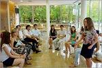 Летняя школа в Университете Хиросимы, Япония. Открыть в новом окне [66 Kb]