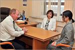 Sergey Letuta, Lyudmila Dokashenko, Megumi Kitamura. Открыть в новом окне [79 Kb]