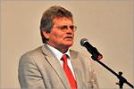Вернер Рехманн, сопредседатель фонда 'Белая роза'. Открыть в новом окне [69 Kb]