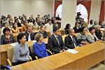 Встреча В.П.Ковалевского с делегацией Генерального консульства ФРГ. Открыть в новом окне [96 Kb]