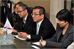 Такэхико Танигути, Акихито Сатакэ, Хироэ Такахаси. Открыть в новом окне [78 Kb]