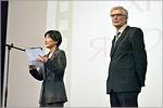 Хироэ Такахаси и Виктор Шориков. Открыть в новом окне [48 Kb]