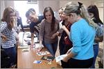 Участие студентов ОГУ в тренинге от ОАО'Ростелеком'. Открыть в новом окне [74 Kb]