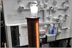 Демонстрационный стенд 'Электроснабжение трехкомнатной квартиры. Энергосберегающие технологии', ПУ №51 пос.Акбулак. Открыть в новом окне [79 Kb]