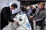 Проект студентов КЭБ ОГУ 'Смышленая занимательная робототехника'. Открыть в новом окне [78 Kb]