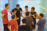 Cпартакиада 'Первокурсник-2014'. Cоревнования по волейболу. Открыть в новом окне [80 Kb]