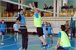 Cпартакиада 'Первокурсник-2014'. Cоревнования по волейболу. Открыть в новом окне [96 Kb]