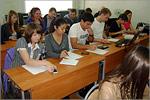 Встреча студентов ОГУ с представителями ООО 'Строй Сити Трейд'. Открыть в новом окне [77 Kb]