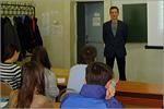 Встреча студентов ОГУ с представителями ООО 'Строй Сити Трейд'. Открыть в новом окне [76 Kb]