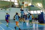 Cоревнования по баскетболу. Открыть в новом окне [83 Kb]