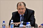 Владимир Ковалевский, ректор ОГУ. Открыть в новом окне [58 Kb]