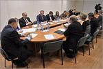 Заседание Совета ректоров вузов Оренбургской области. Открыть в новом окне [79 Kb]