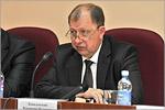 Владимир Ковалевский, ректор ОГУ. Открыть в новом окне [57 Kb]